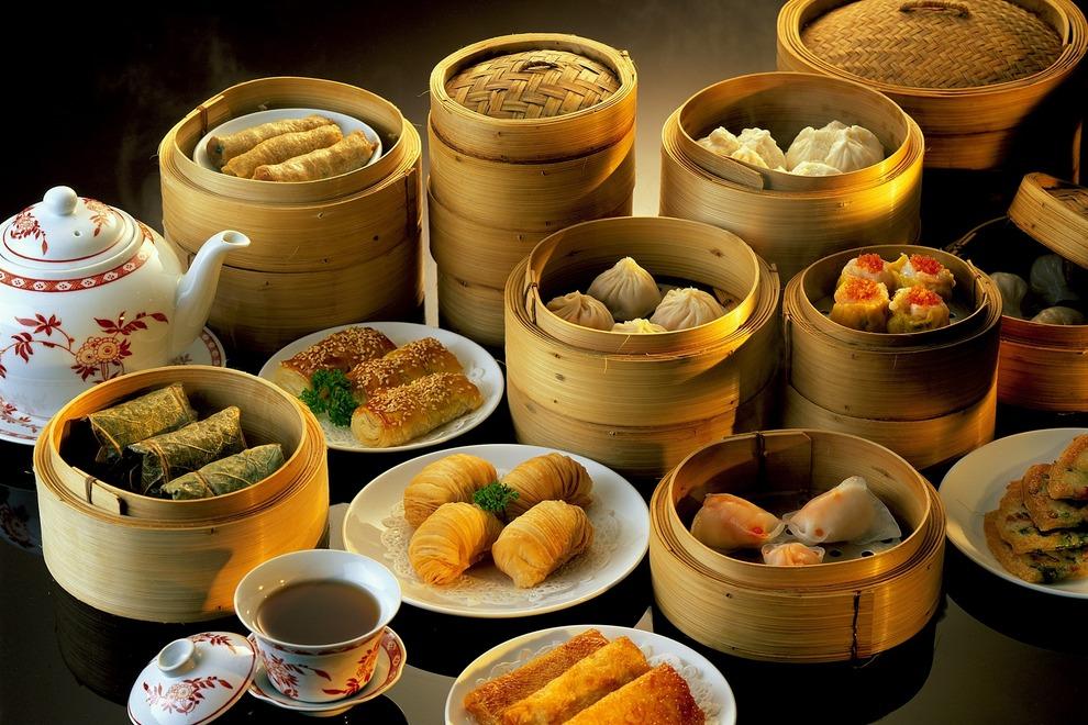 Hong Kong food!