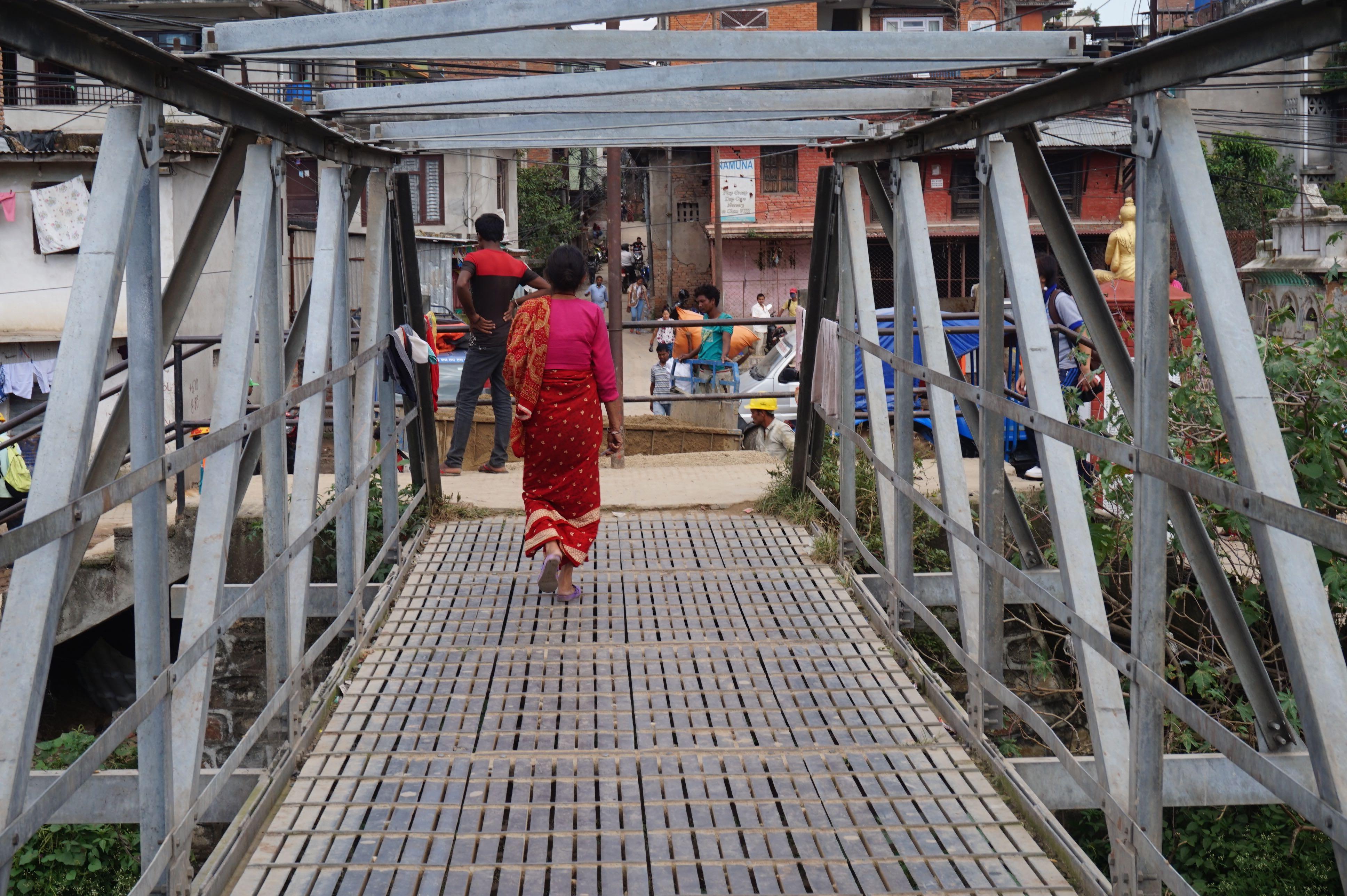 Kathmanu, Napel