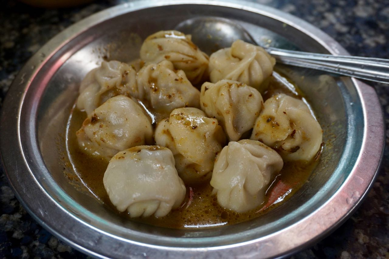 The Best Momos in Bhaktapur