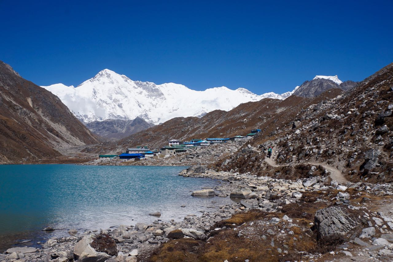 Gokyo and the third lake